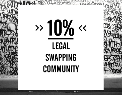 10% Legal Swapping Community