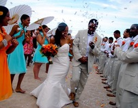 Destination Wedding - Miami, Florida