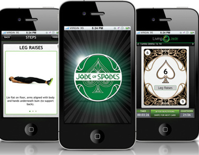 Living Jade- Fitness Apps