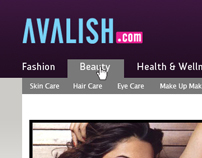 Avalish Magazine Website & Branding