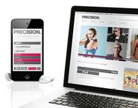 Precisioncg.com - web evolution