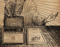 McJesus [illustration]
