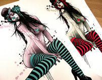 Online Store / Limited Edition Prints