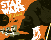 star wars: a new hope poster