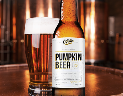 OFallon Pumpkin Beer