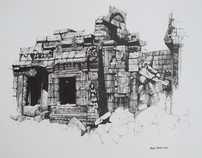 ANGKOR WAT POSTCARDS