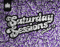 Ministry Of Sound / Saturday Sessions. D&AD