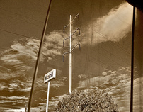 impresos en sepia.ROAD PHOTOGRAPHY
