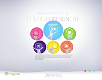 Fugoo The Fun Bunch Web Campaign