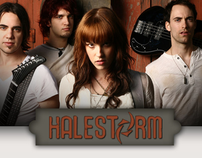 Halestorm Tweet to Reveal the Album Cover