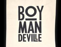 Boy Mandeville Logo