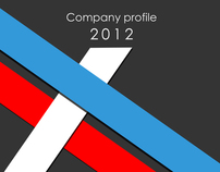 COMPANY PROFILE cover design templates