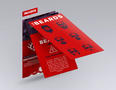The Beards Awesome Website
