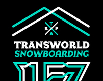 TRANSWORLD SNOWBOARDING 13TH RIDERS POLL AWARDS