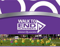 Alzheimers Association Sponsorship