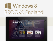Brooks England Concept