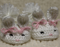 Crochet Bunny Collection By: Mrs.Vs Crochet