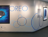 Nabisco Lobby Decor