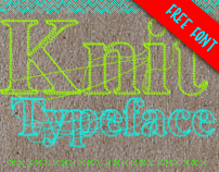 Knit Typeface - Free Font