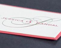 Pocket Wedding Invitation Package