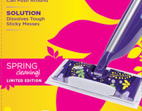 Swiffer Spring Cleaning