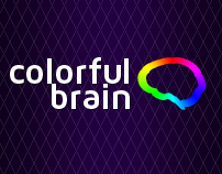 Colorful Brain game