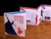 United Performing Arts Fund Outreach&Education Brochure