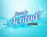 Listerine - Siente la actitud