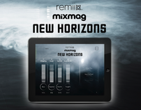 Remiix Mixmag New Horizons & Remiix Minus apps