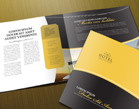Luxury 8-Page Brochure Design