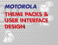 Motorola - Theme Packs & User Interface Design