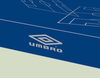 UMBRO Point of Purchase