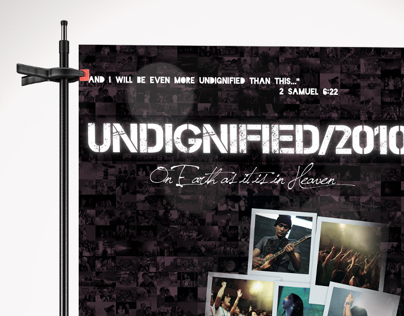 UNDIGNIFIED 2010
