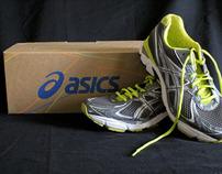 Re-design Asics Shoebox