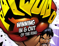 Pacquiao Comic Book
