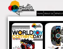 MyPhotos Web Design