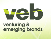 Venturing & Emerging Brands Web Copy