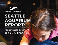 Seattle Aquarium Annual Report