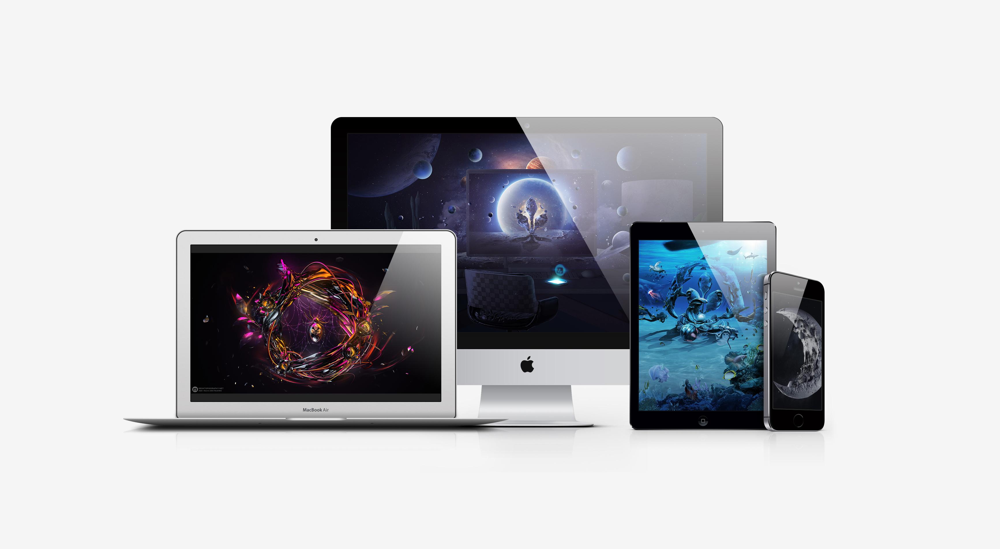 Desktopography 2011