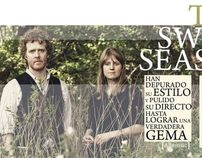 Diseño Editorial y afichismo - The swell season