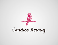 Candice Keimig Logo Animation