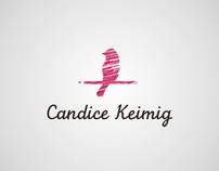 Candice Keimig Logo Animation