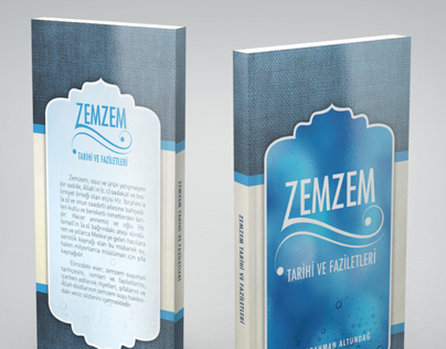 BOOK COVER | Zemzem