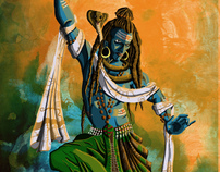 Shiva, A still from Immortals of Meluha