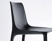 Manta chair / Poliform