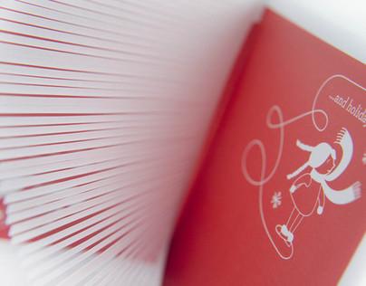 EnergyBBDO Holiday Card 2012