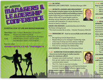 Managers & Leadership Conference