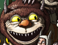 Where The Wild Things Are Tribute