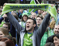 Sounders : Launch Campaign