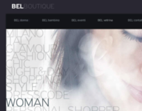 Belboutique | Web Design